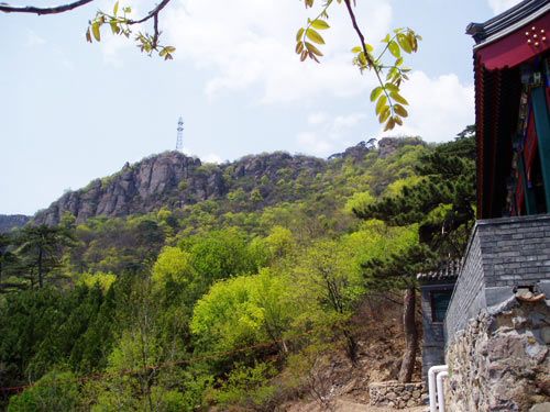 Miaofeng Mountain