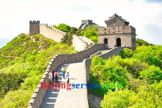 Photo of Badaling Great Wall Beijing 98