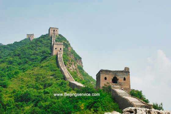 Simatai Great Wall photo