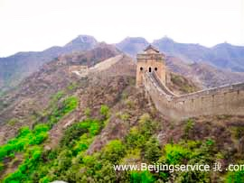 photo of Jinshanling Great Wall tour