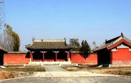 West Qing Tomb