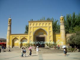 Kashgar tour photo