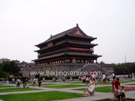 Photo of Bell and Drum Tower