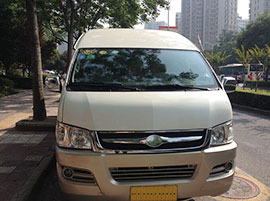 Vehicle Photo of Xian Tour